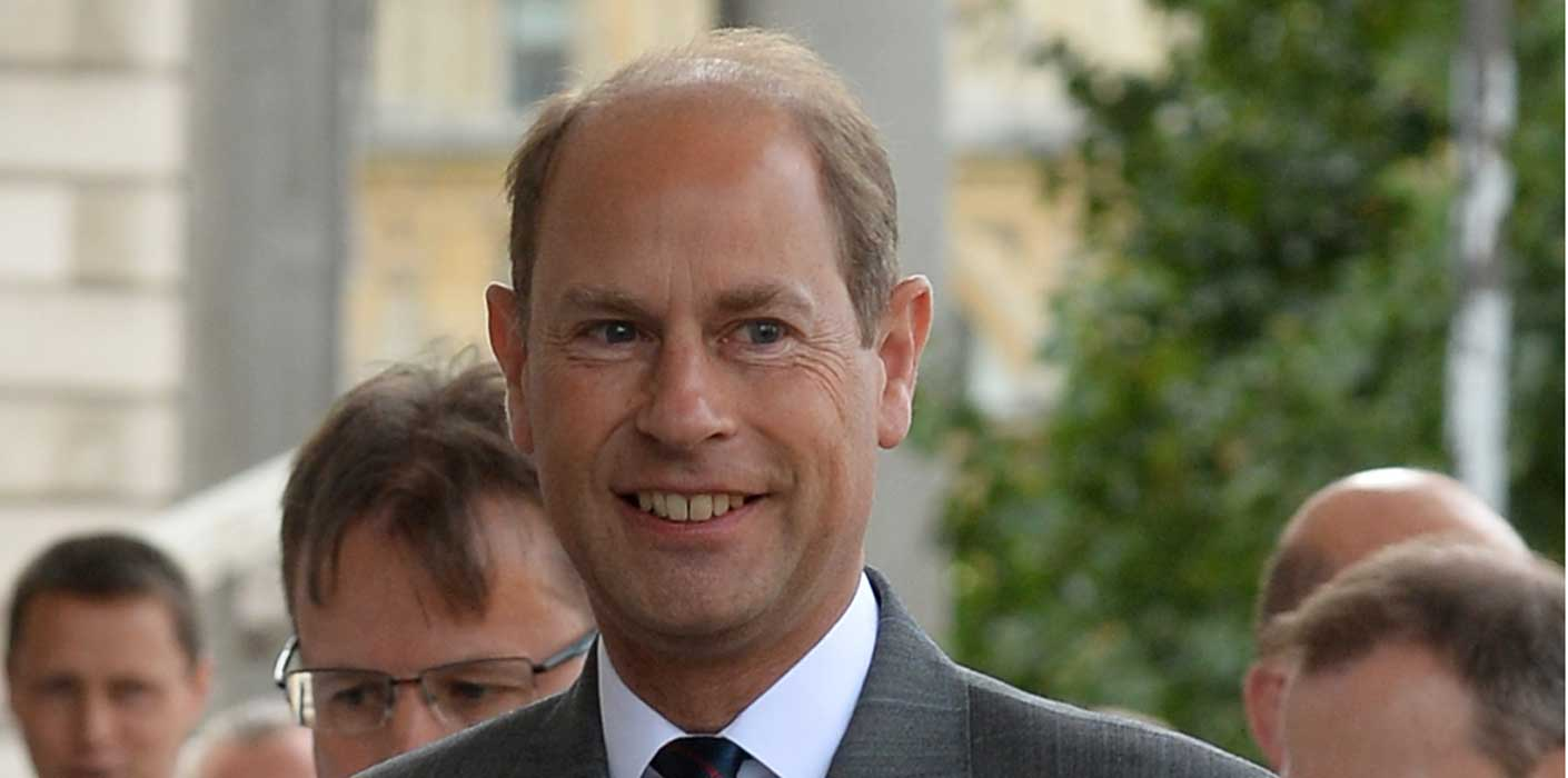 About The Earl of Wessex - Royal.uk