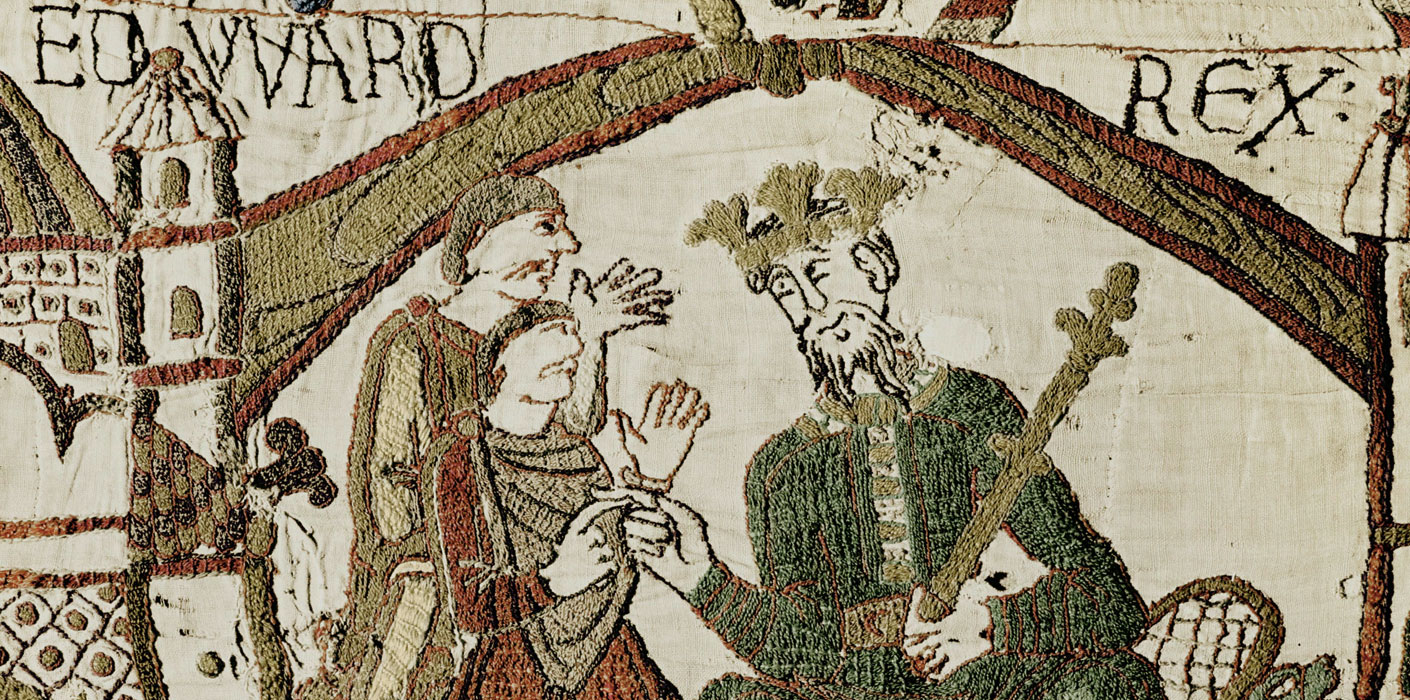 In 1042 Edward 'the Confessor' became King. As the surviving son of  Ethelred and his second wife, Emma, he was a half-brother of Hardicanute,  through their ...