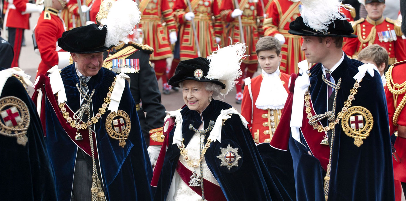 The Order of the Garter | The Royal Family