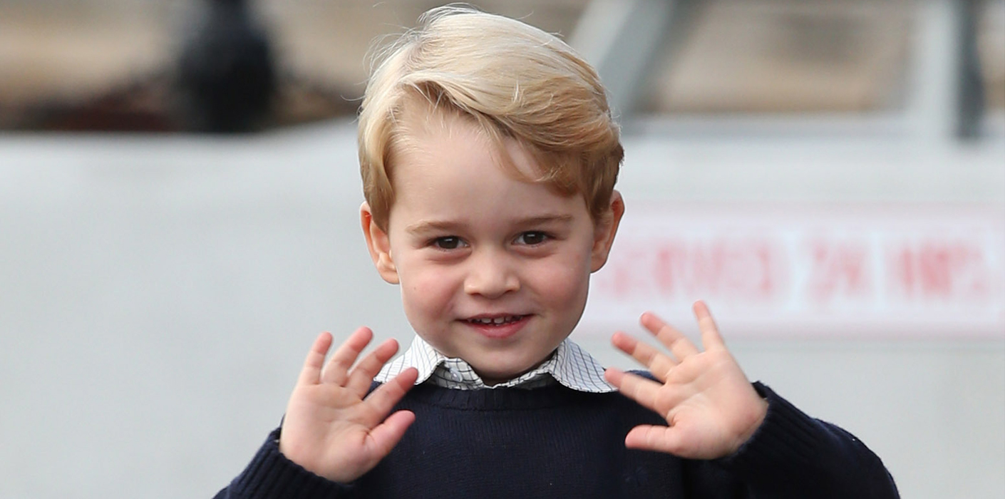 Prince George The Royal Family