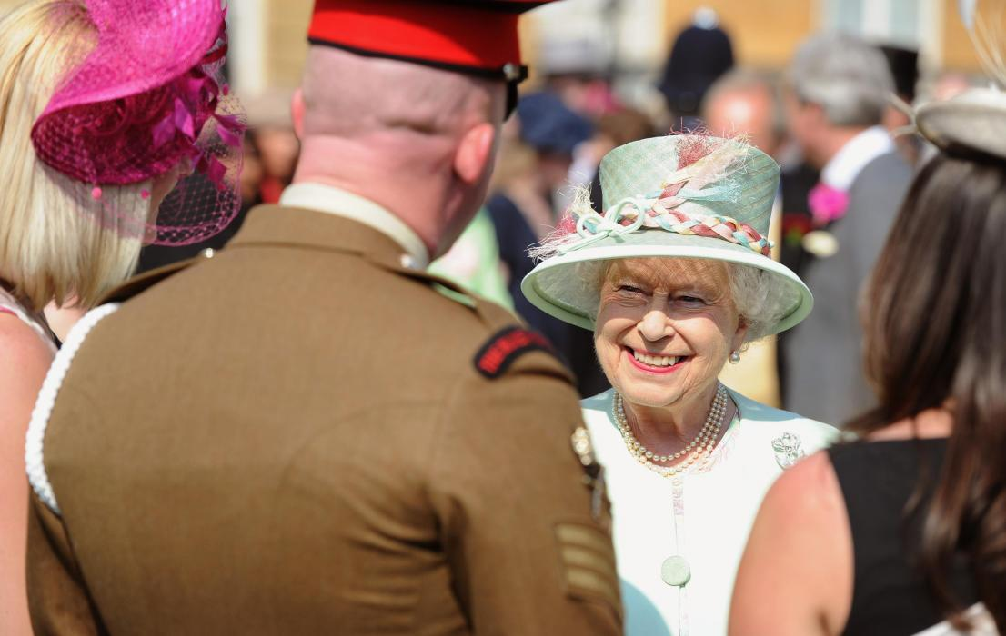 The Queen\'s Buckingham Palace Garden Parties | The Royal Family