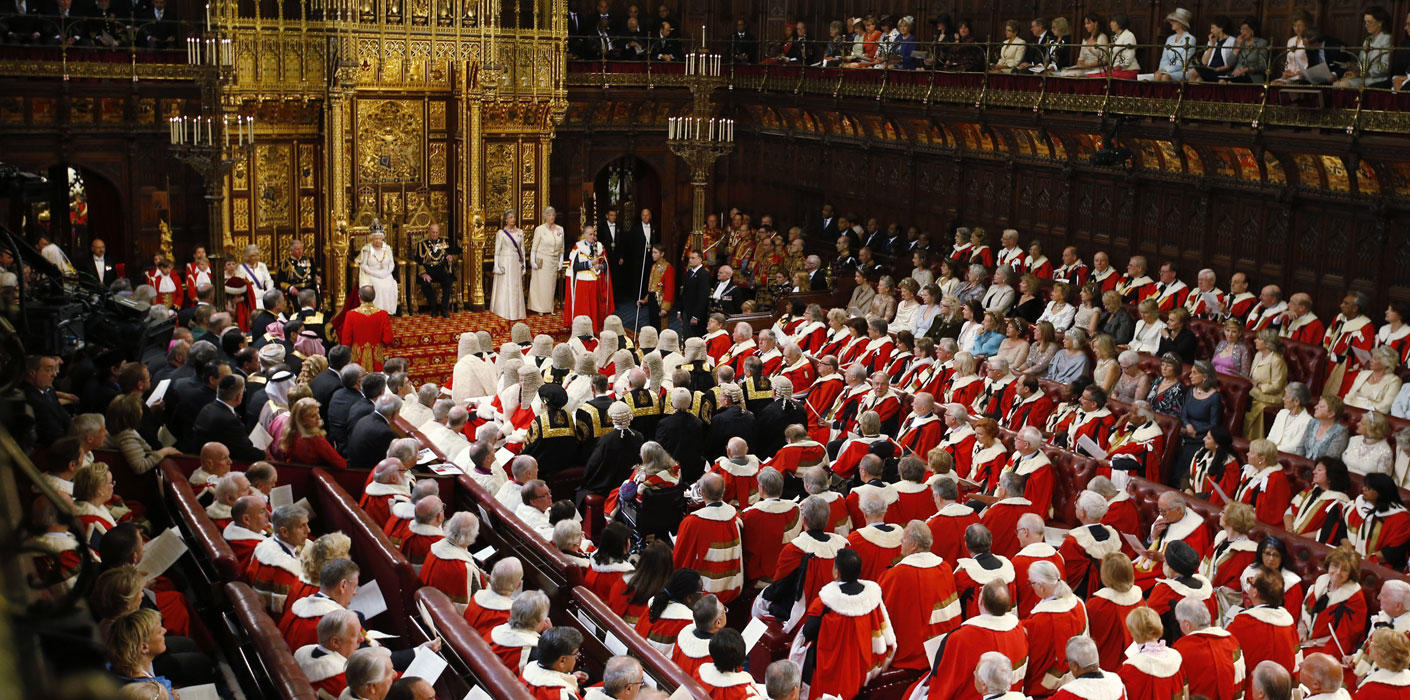 State Opening Of Parliament The Royal Family