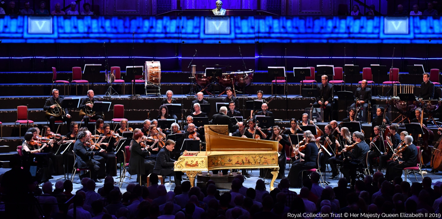 Erard Piano used in BBC Proms performance