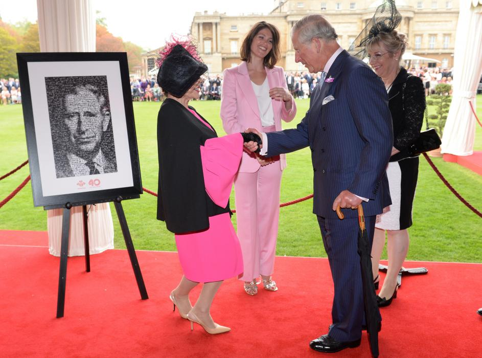 The Prince of Wales hosts a Garden Party to mark 40 years of The Prince's Trust