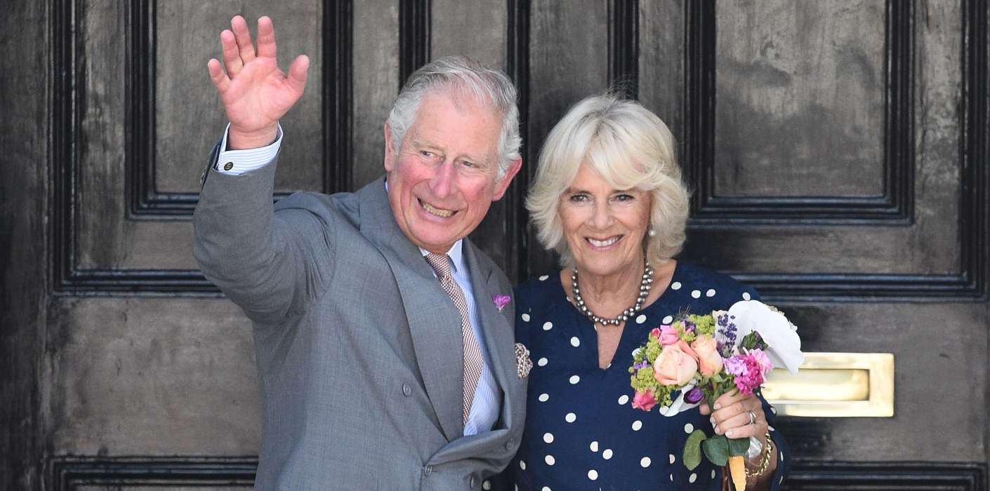 The Prince of Wales and Duchess of Cornwall visit Salisbury