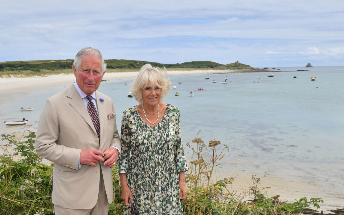 The Prince of Wales and The Duchess of Cornwall visit Cornwall and Devon