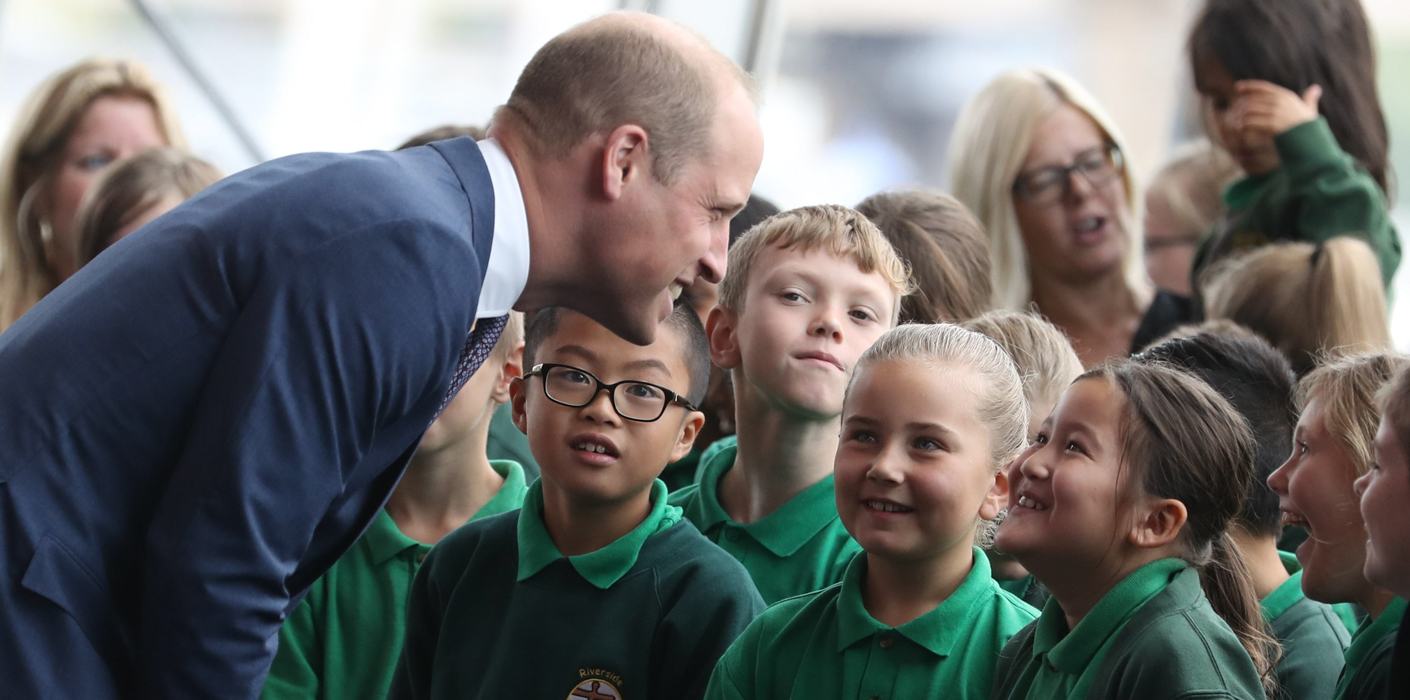 The Duke of Cambridge visits the Great Exhibition of the North.
