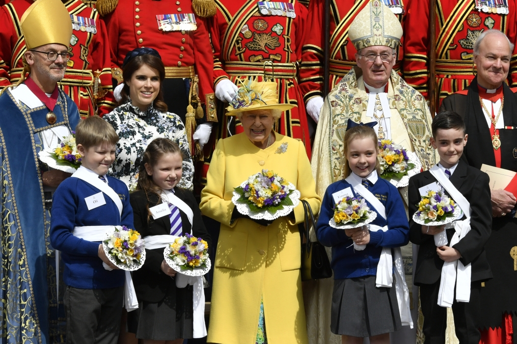 Royal Maundy Service 2019