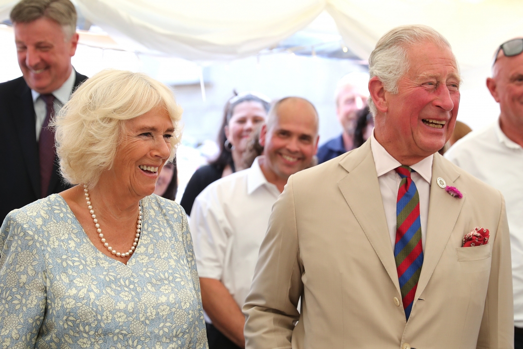 The Prince of Wales and The Duchess of Cornwall's annual visit to the South West of England