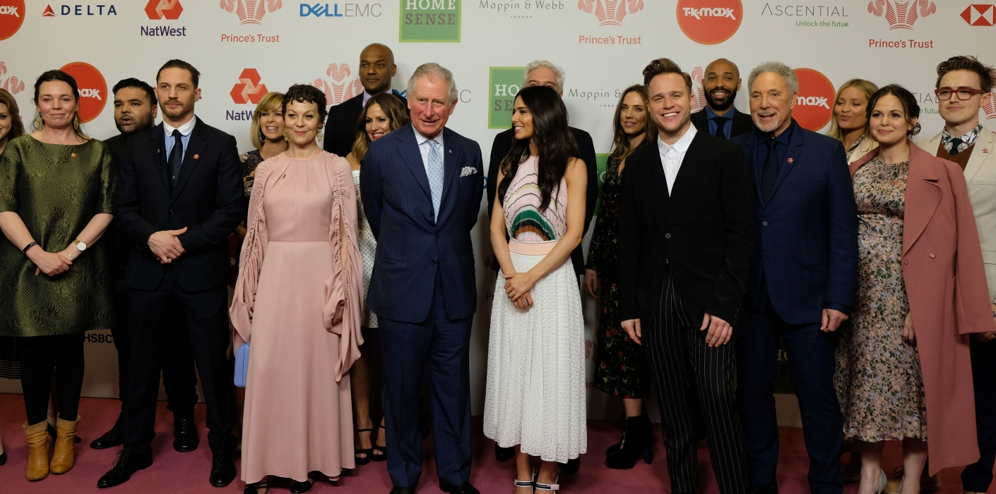 The Prince's Trust Awards 2018