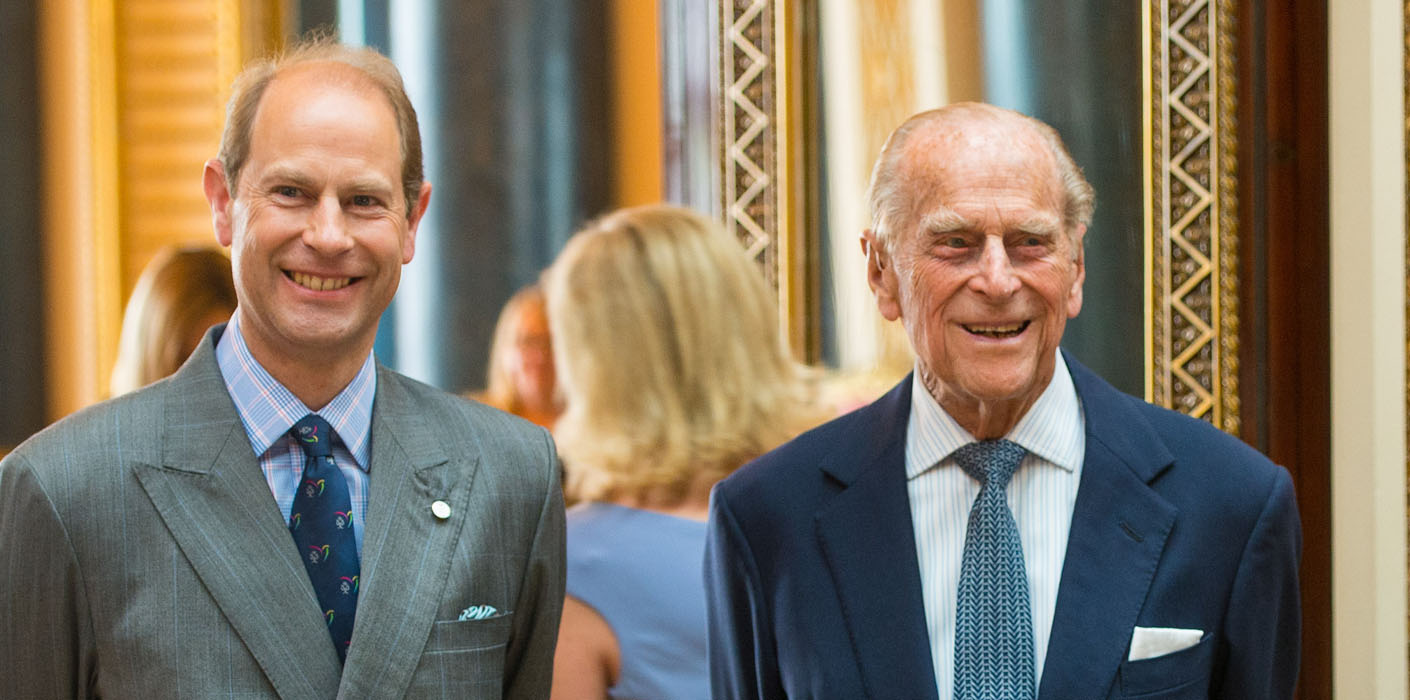 The Earl of Wessex and The Duke of Edinburgh