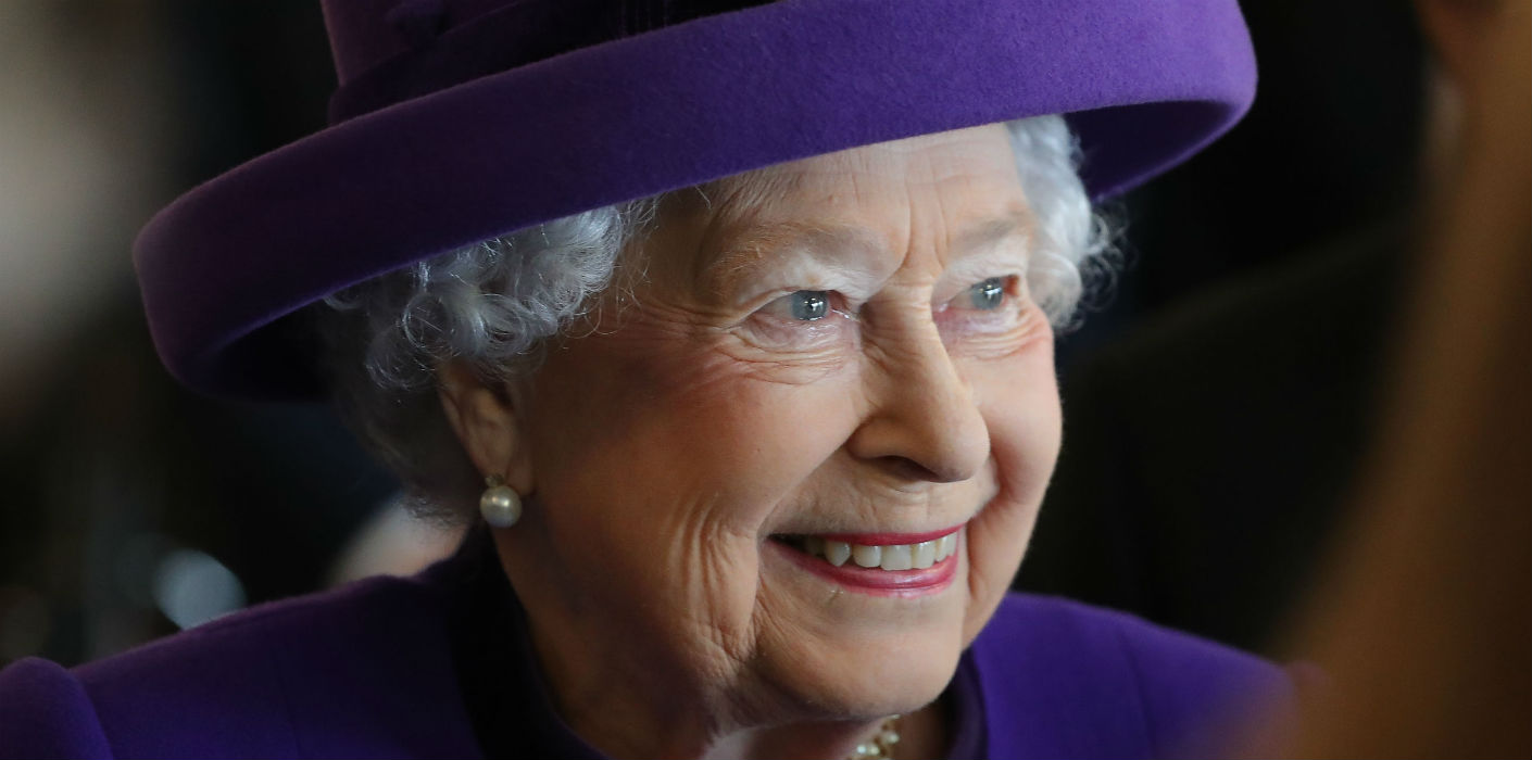 A message from The Queen, Head of the Commonwealth, ahead ...