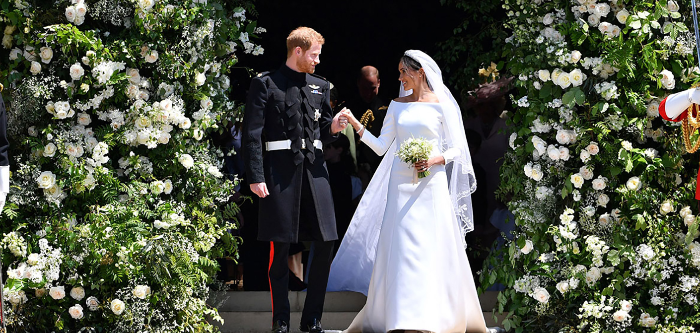 The Duke and Duchess of Sussex's Wedding Outfits to go on Display