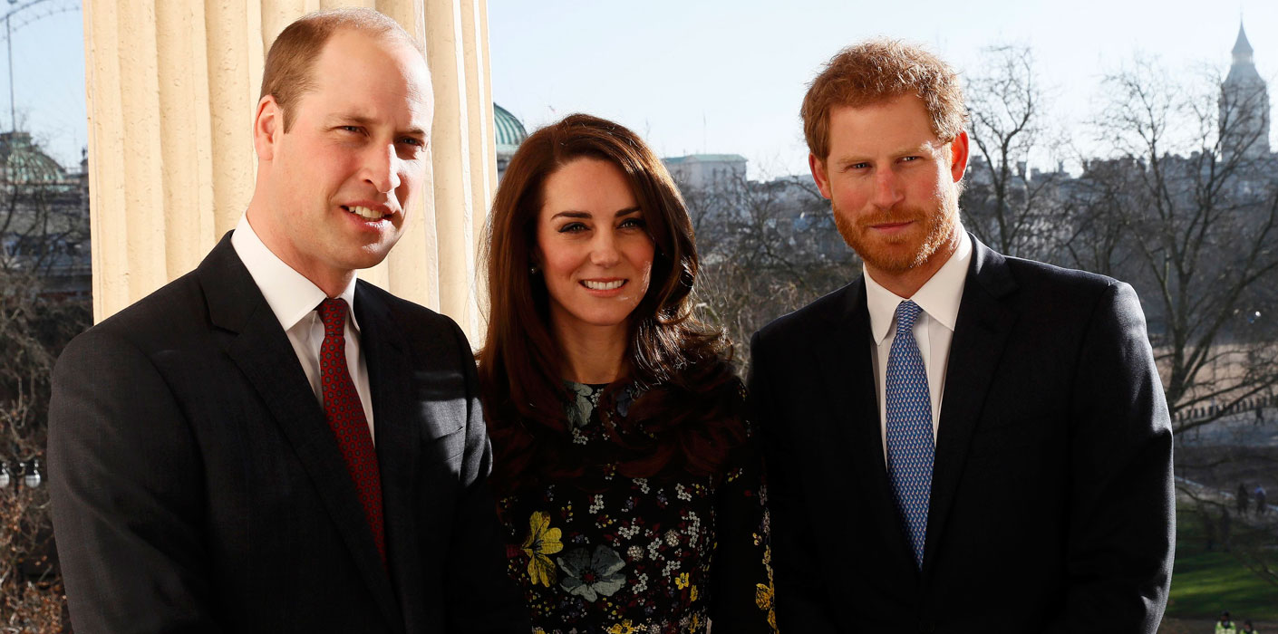 Prince William And Harry Admit Feeling Like They Let Diana Down pictures