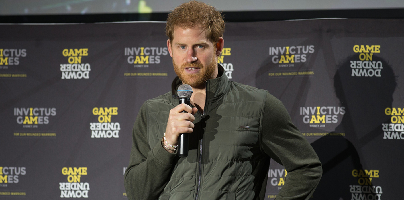 Prince Harry Launches The 2018 Invictus Games The Royal Family