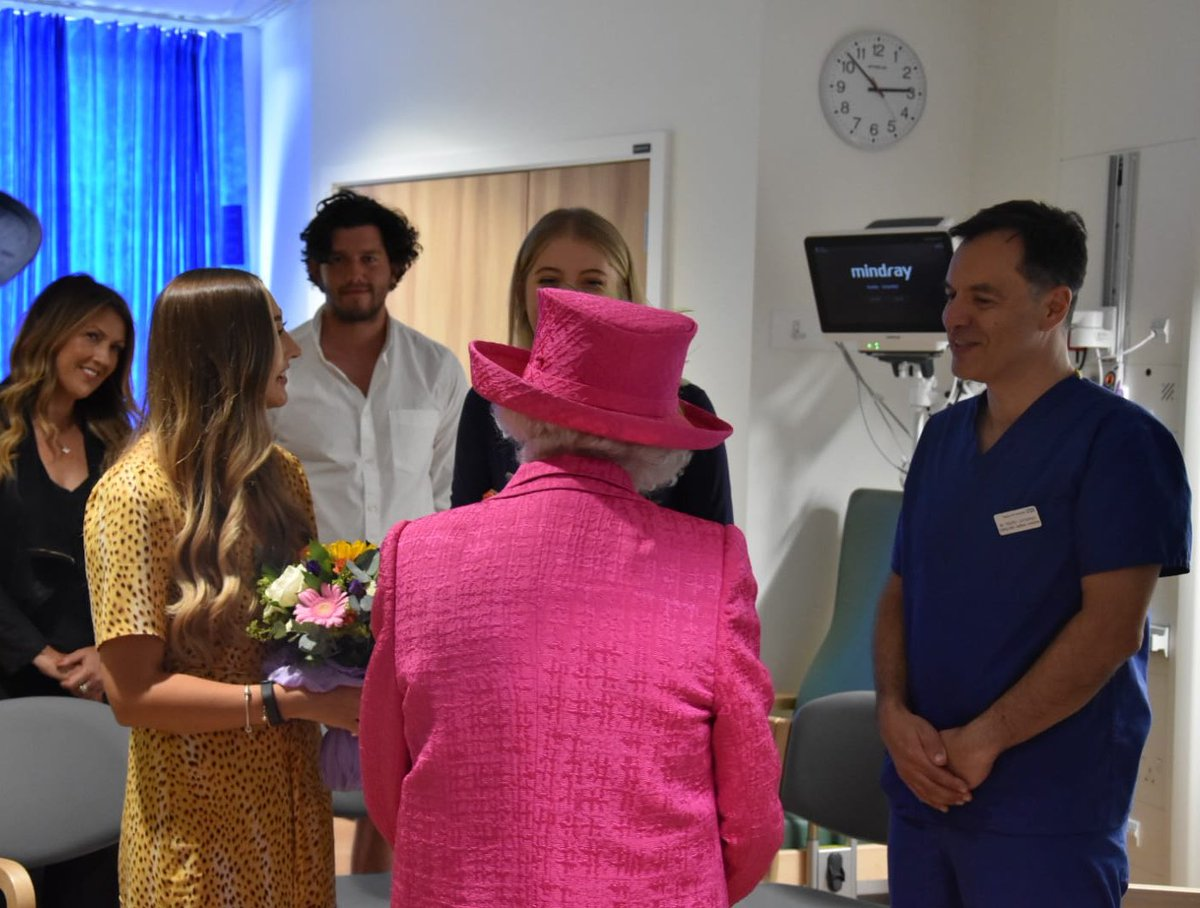 The Queen visits Cambridge | The Royal Family