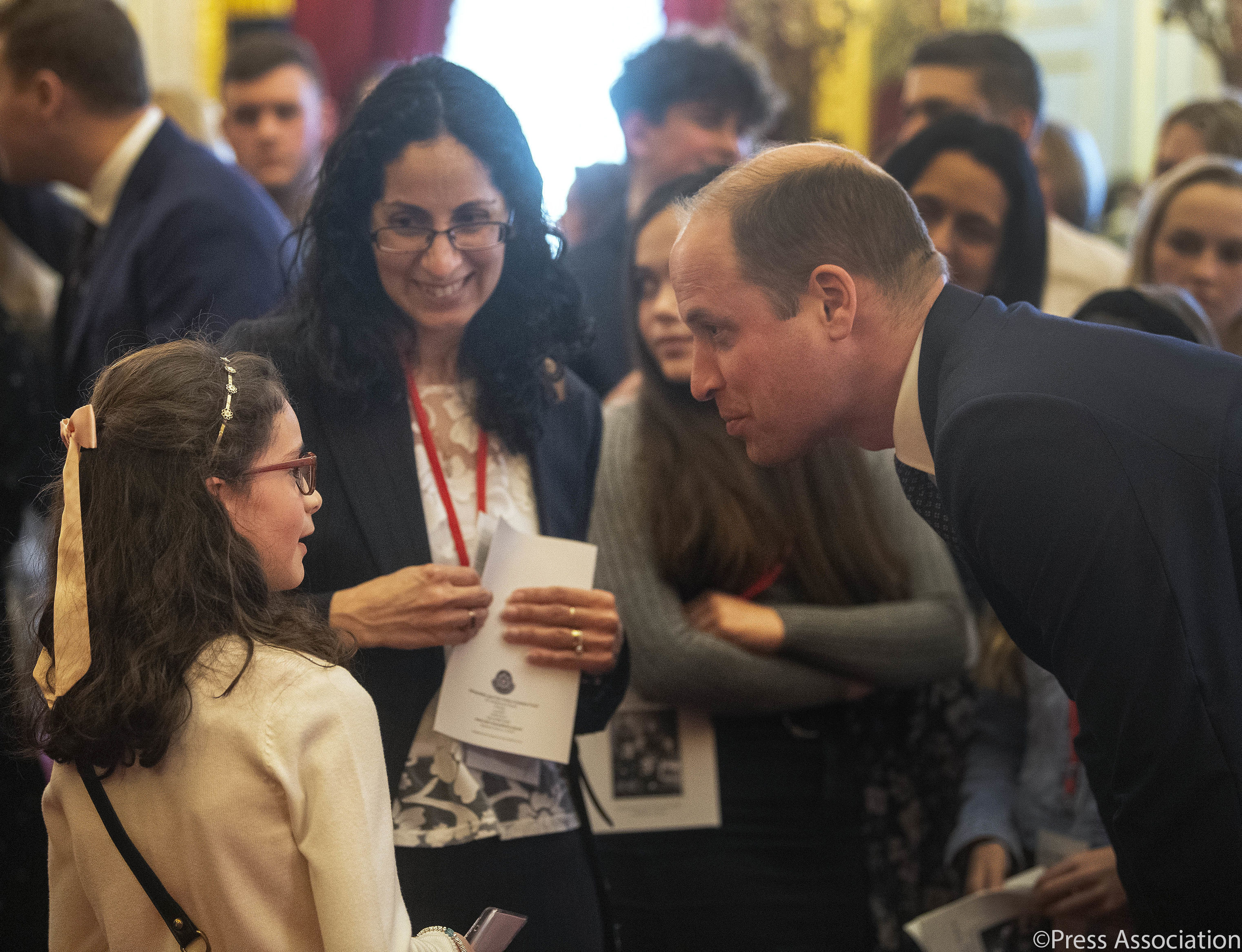 The Duke of Cambridge marks the 150th anniversary of the Metropolitan and City Police Orphans Fund