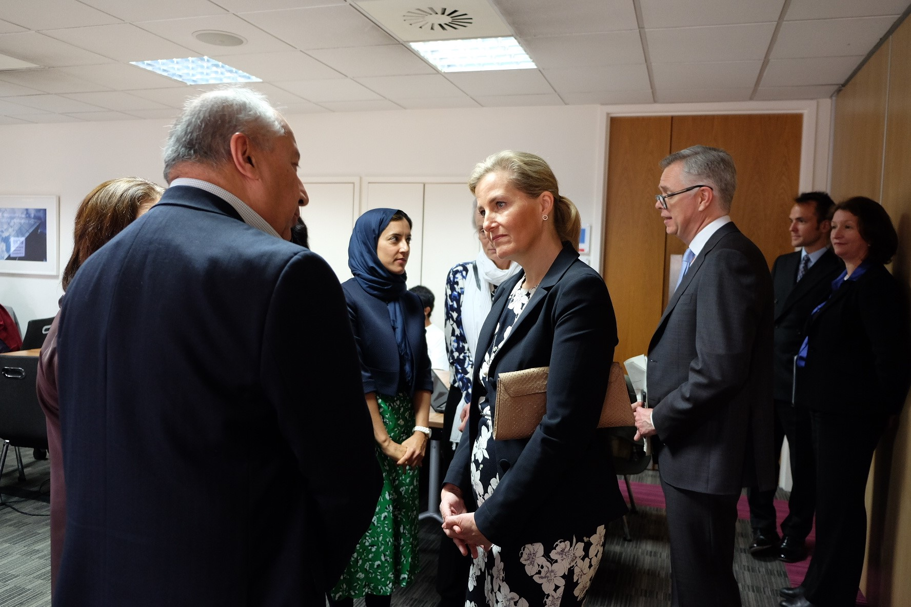 The Countess of Wessex attends The Commonwealth Eye Health Consortium 2019