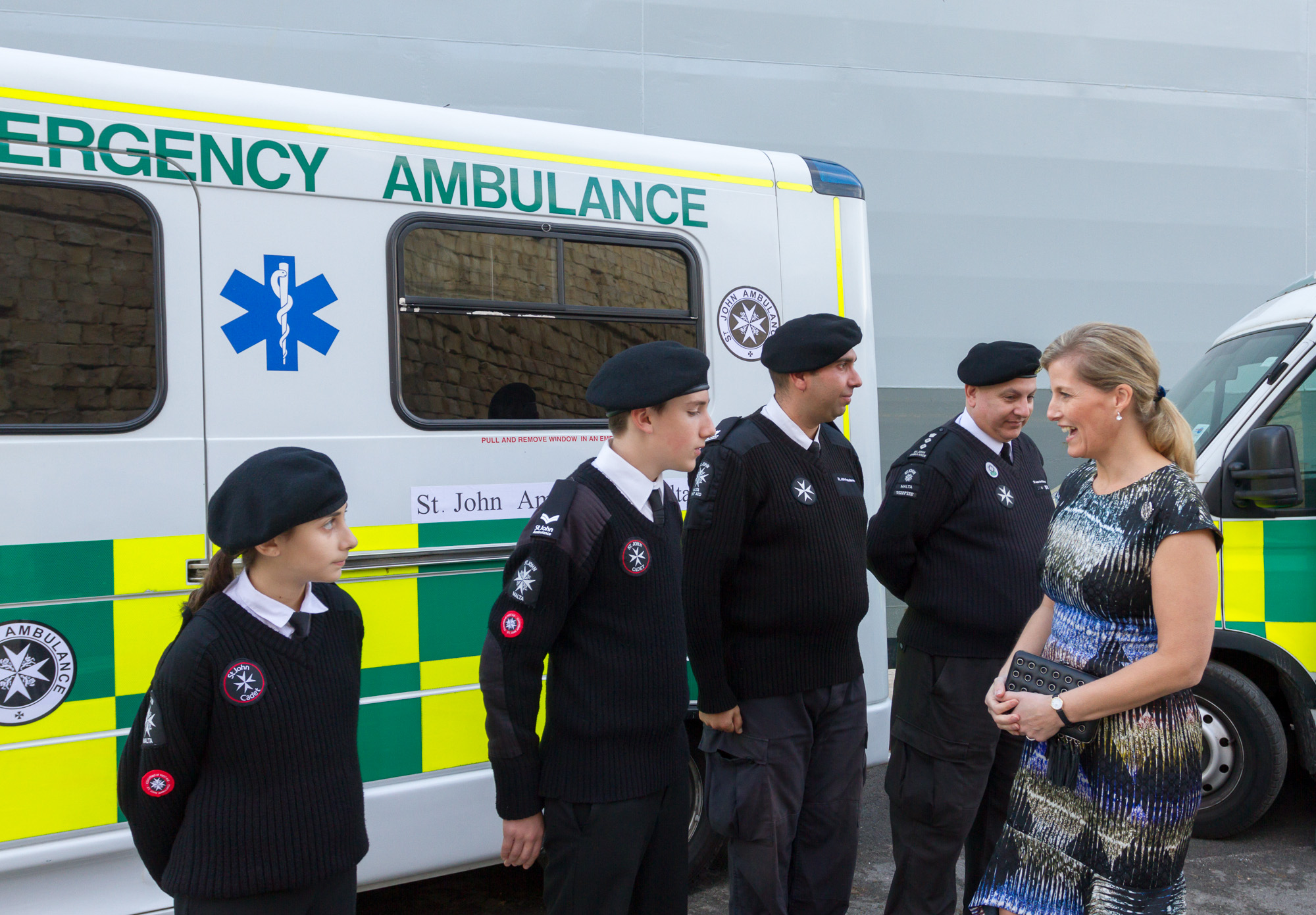 Countess of Wessex St John Ambulance