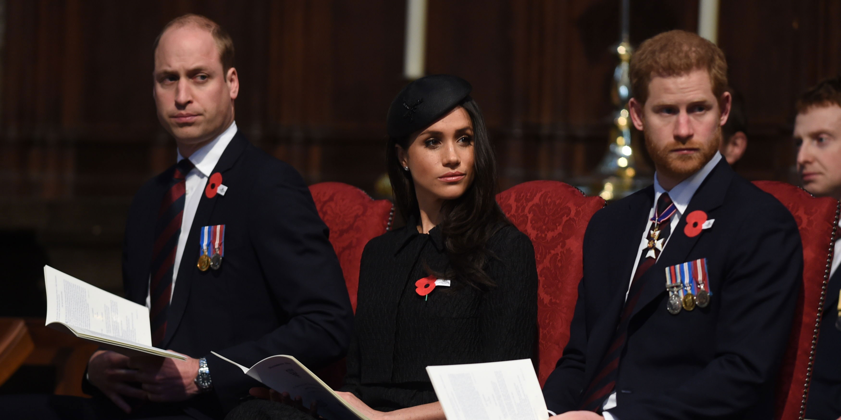 anzac-service-the-duke-of-cambridge-prince-harry-meghan-markle