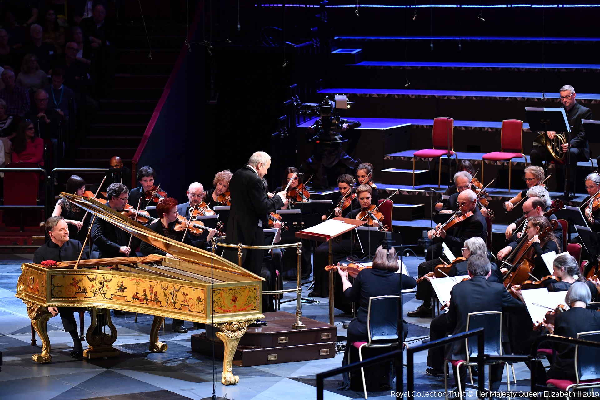 BBC Proms dedicate performance to Queen Victoria's 200th anniversary