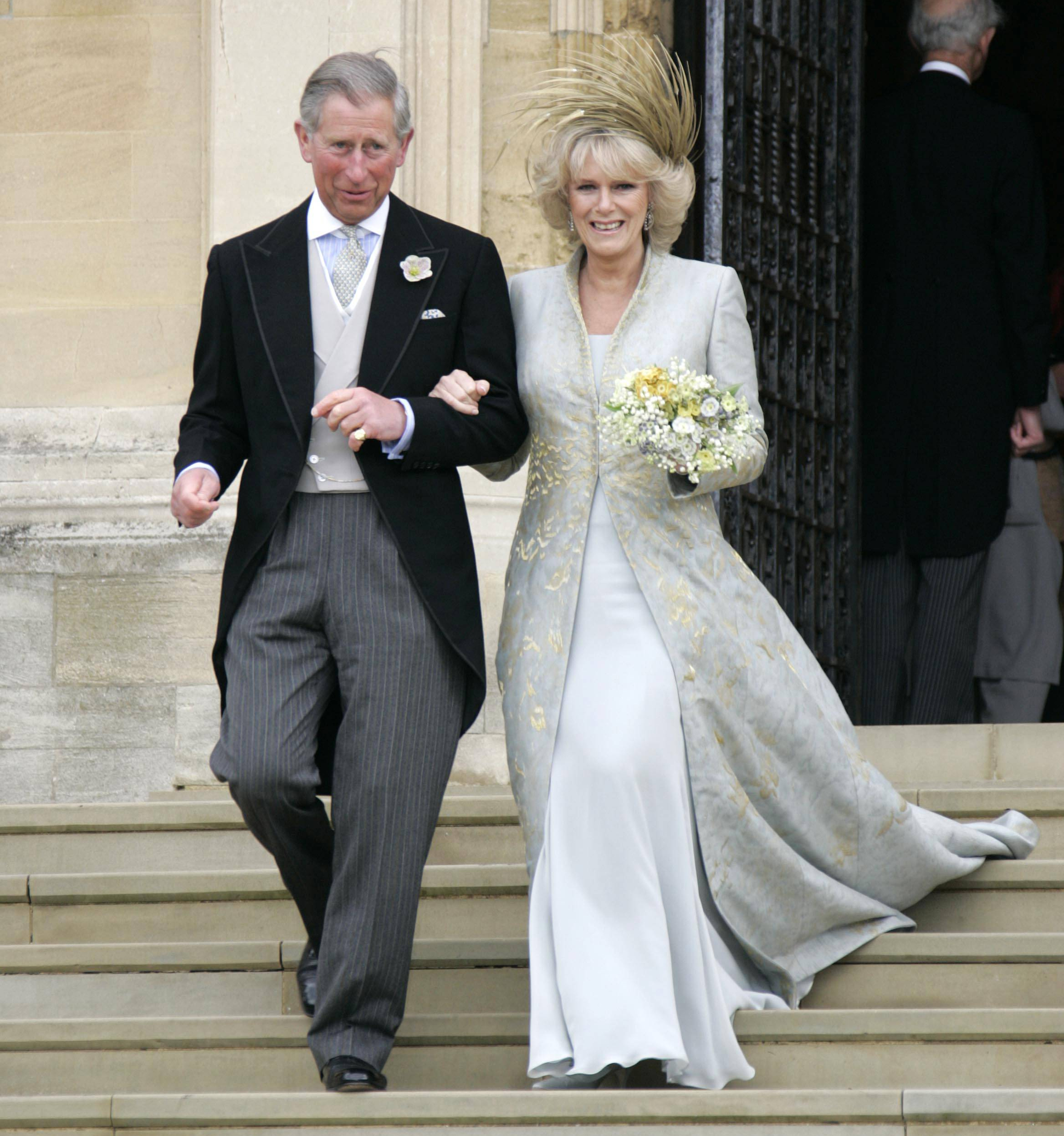 The Duchess of Cornwall's Wedding Dress
