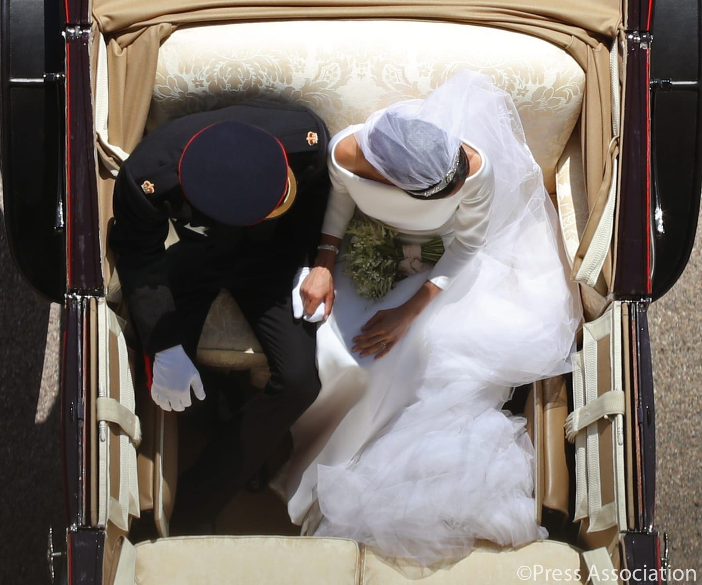 The Royal Wedding Carriage Procession