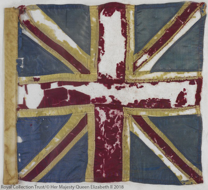 Queen Mary's Flag