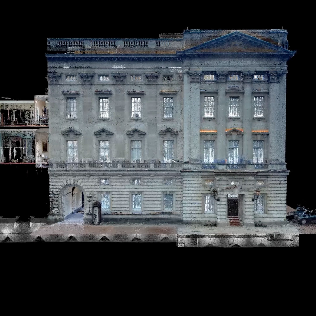 Reservicing: Mapping the Palace   The Royal Family