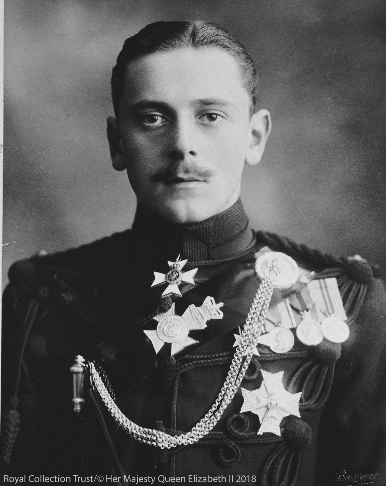Prince Maurice of Battenberg