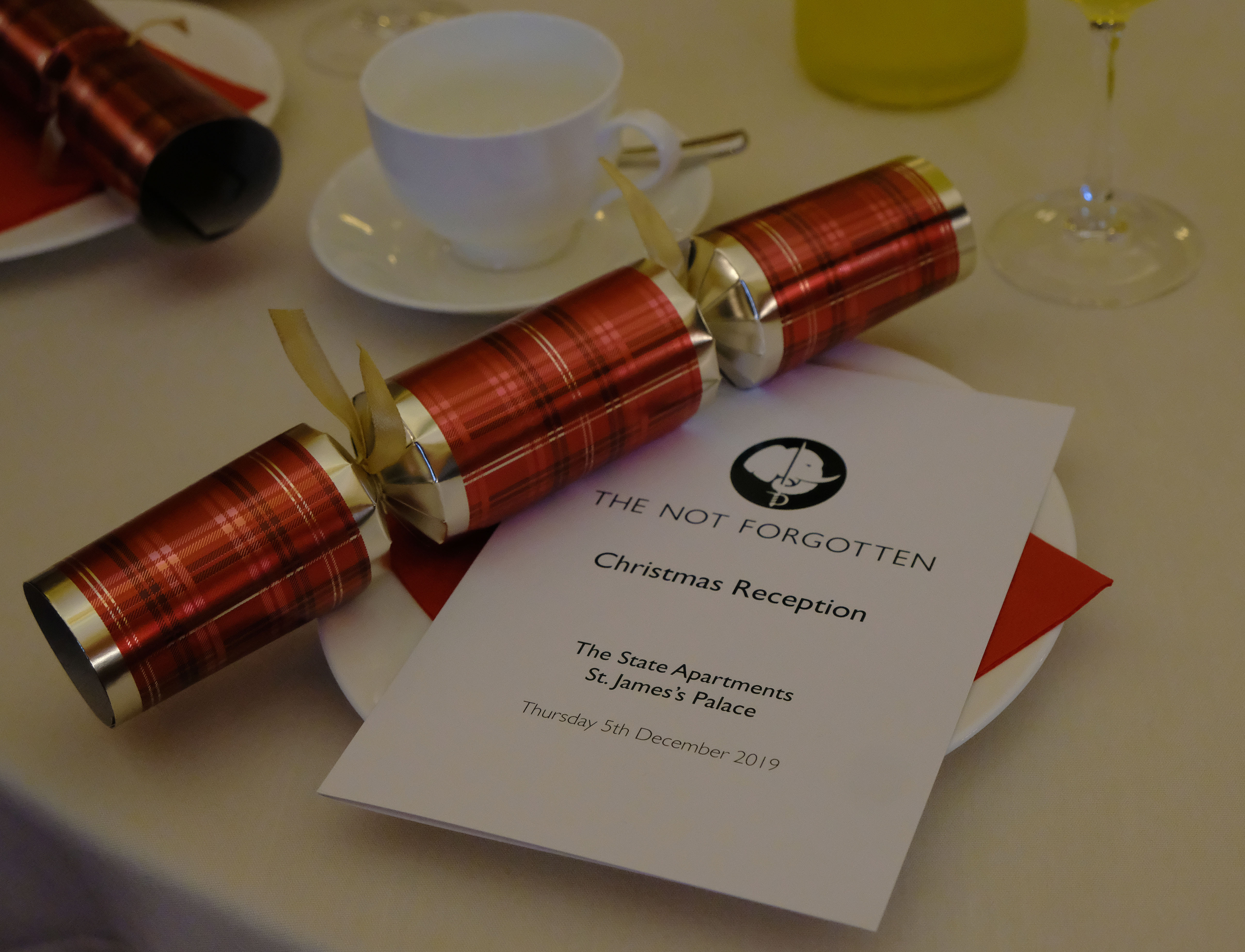The Not Forgotten Christmas Party
