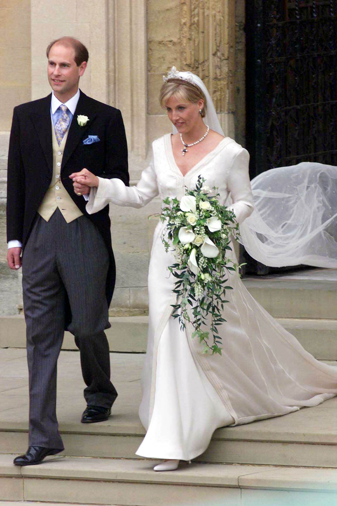 The Countess of Wessex's Wedding Dress