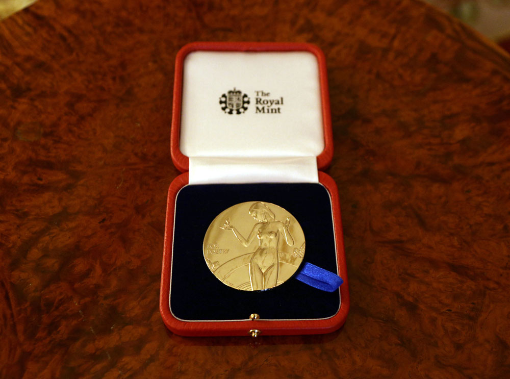 Her Majesty's Gold Medal for Poetry