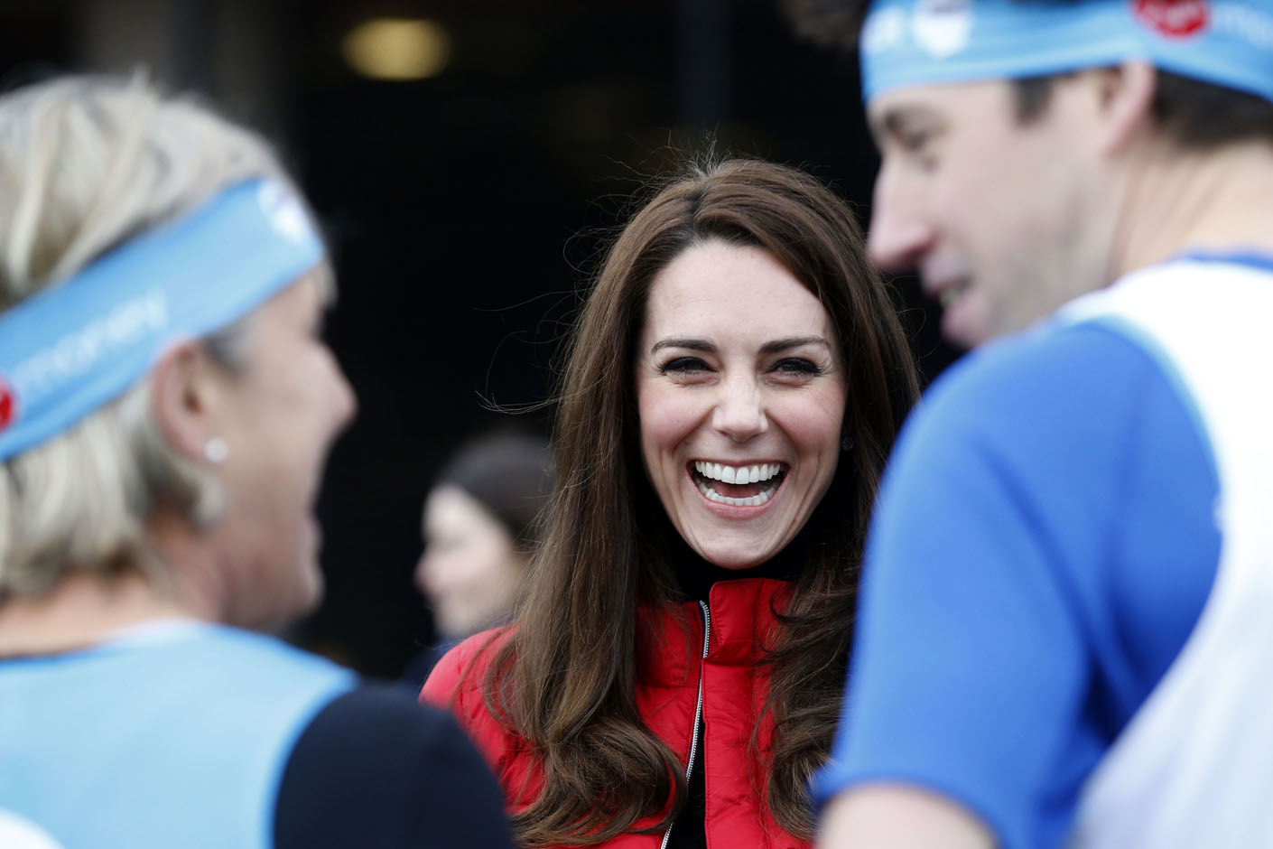 Duchess of Cambridge at Heads Together event