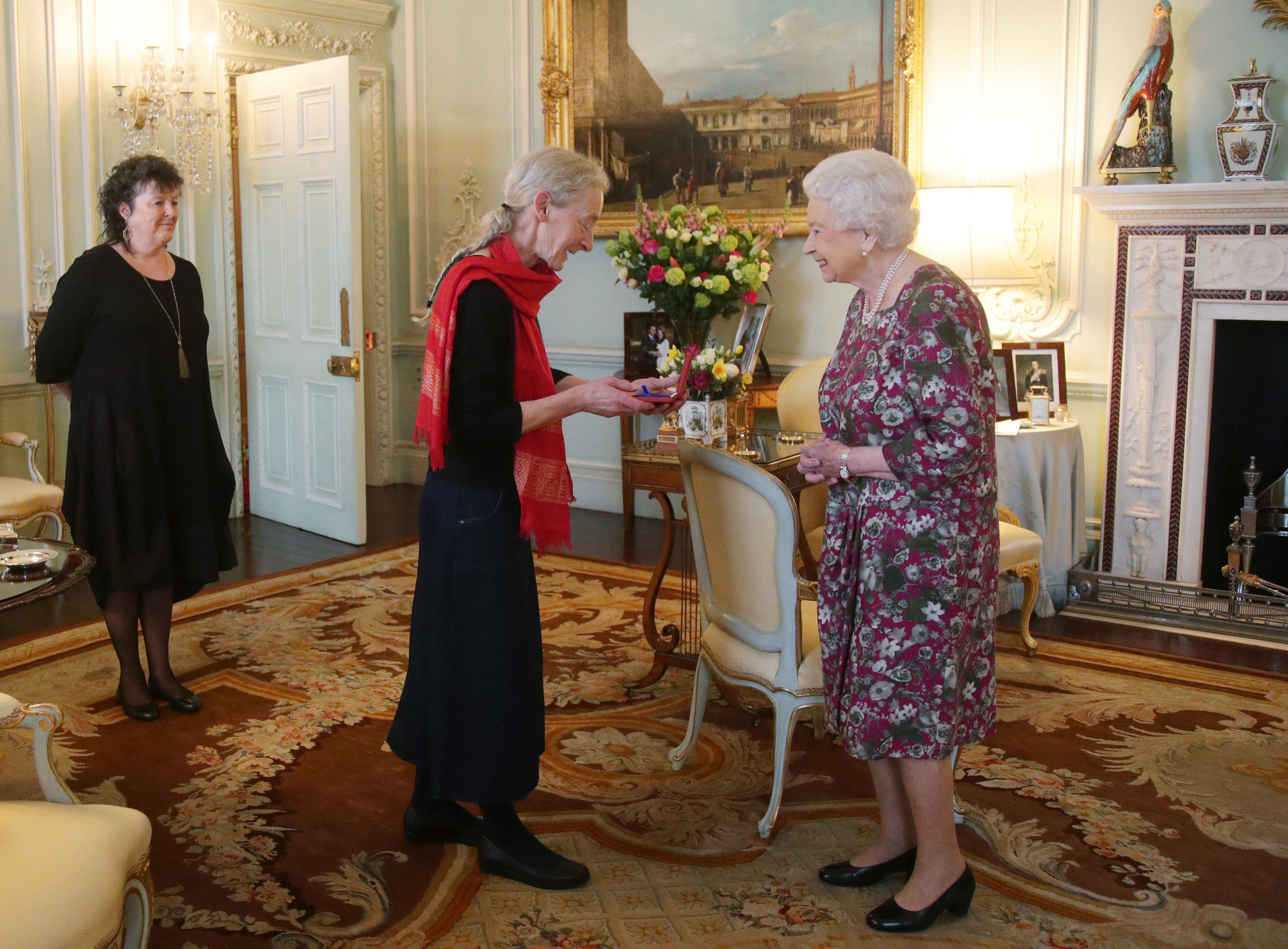 The Queens Gold Medal For Poetry 2016 The Royal Family