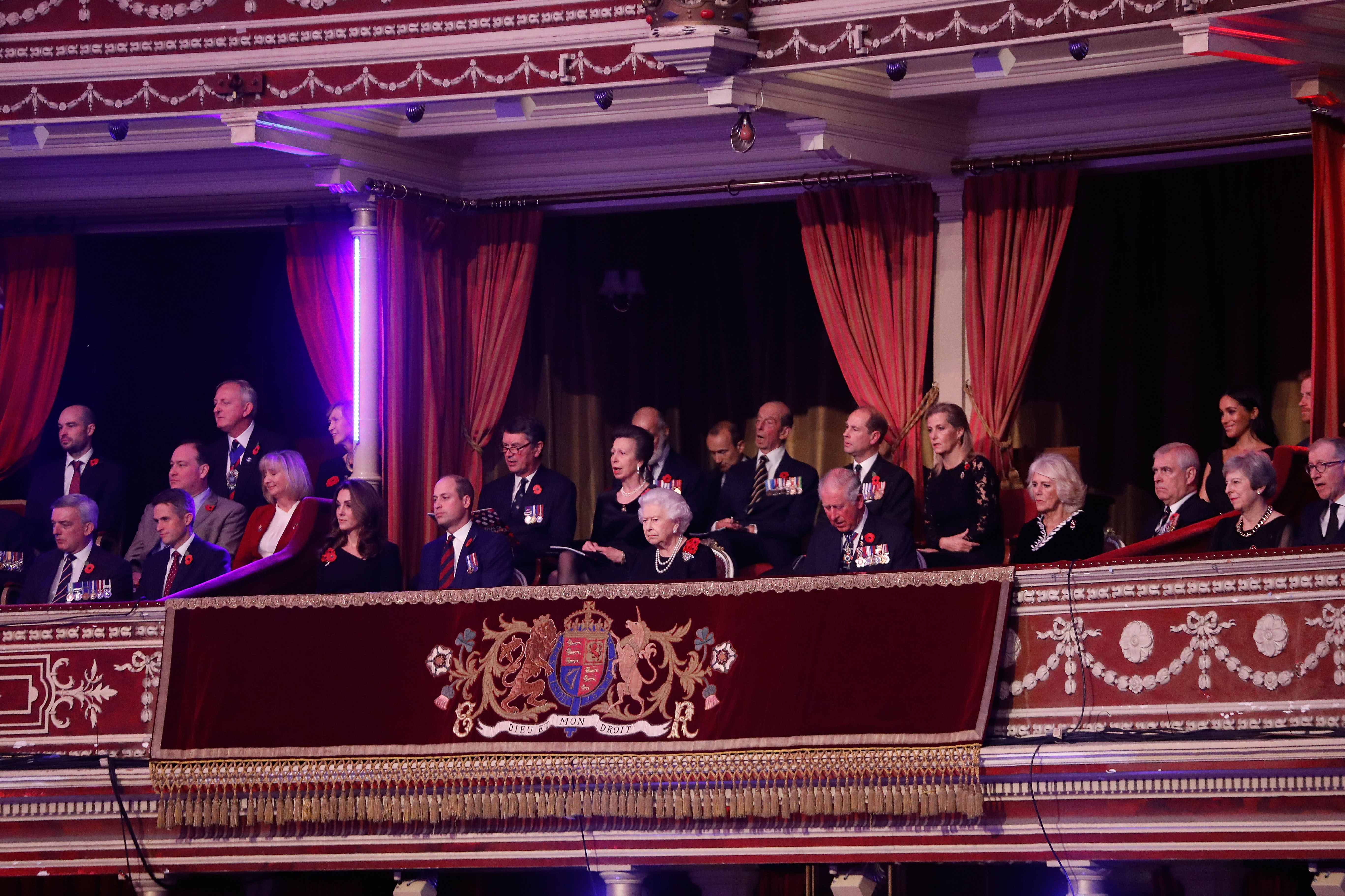 The Festival of Remembrance