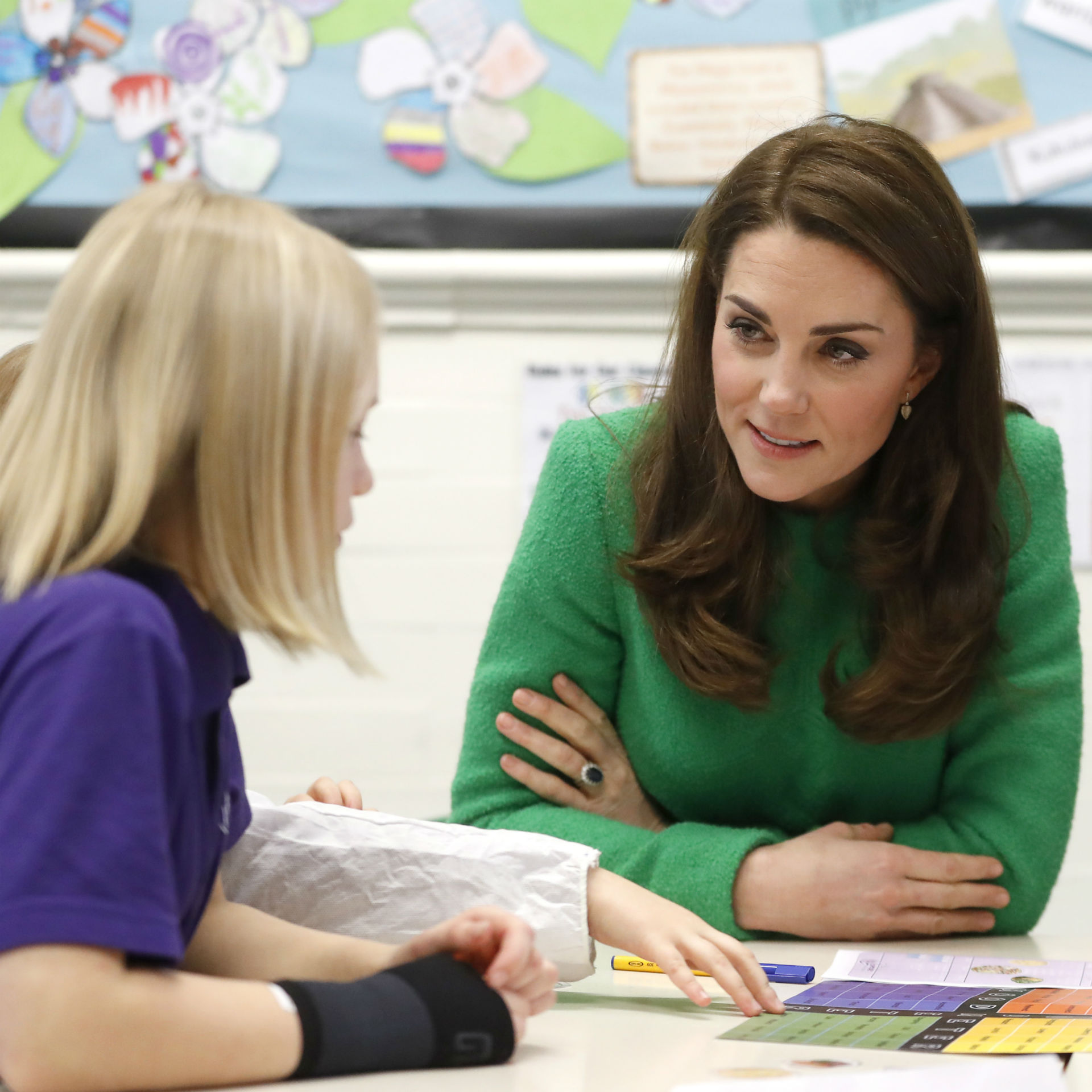 The Duchess of Cambridge in London
