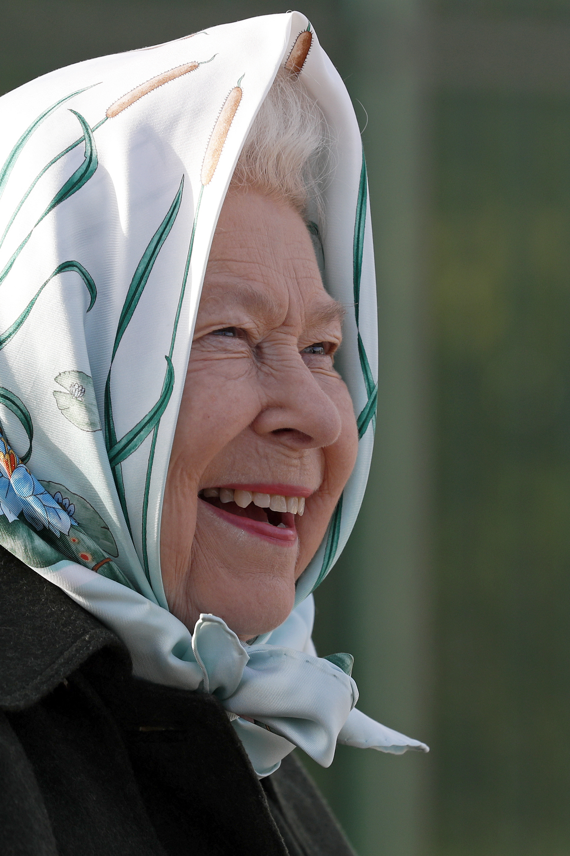 The Queen's visit to Wolferton Pumping Station