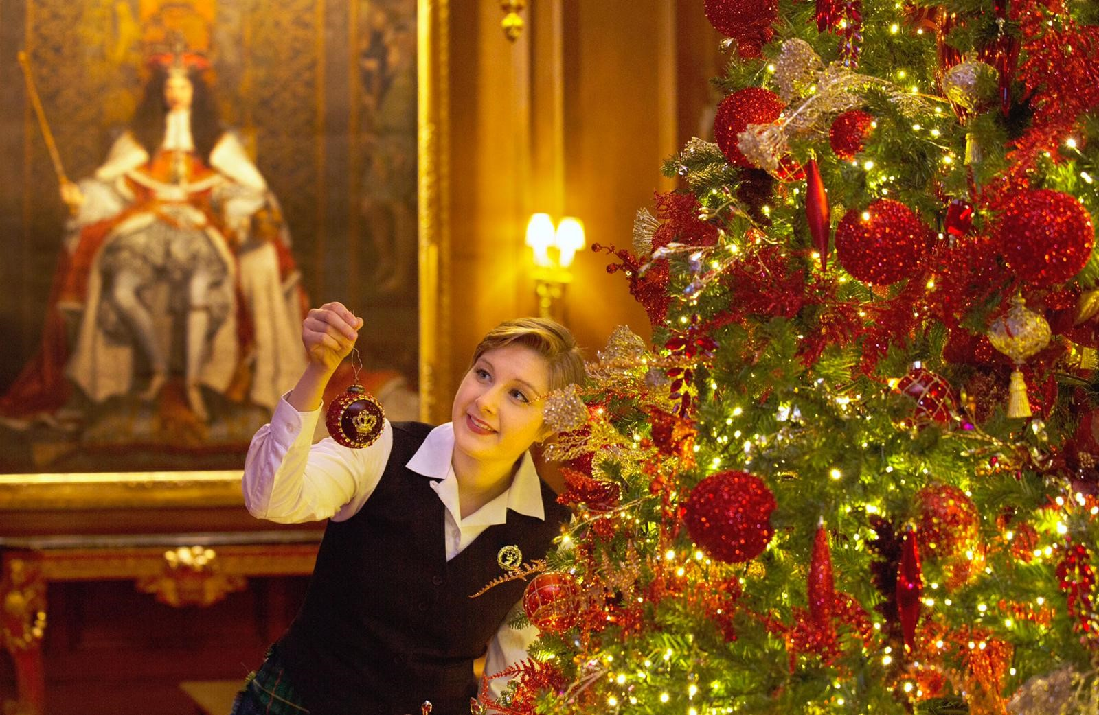 Christmas At The Palace.Christmas At The Palace Of Holyroodhouse Royal Uk