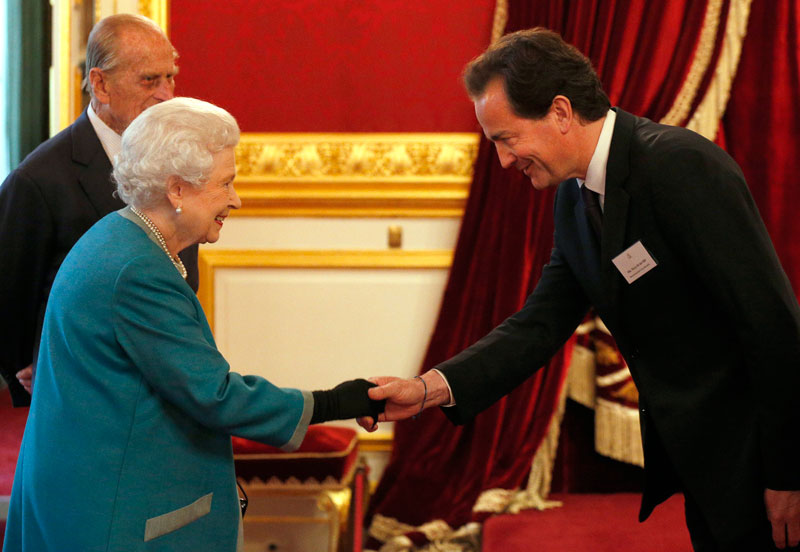The Queen's Award for Voluntary Service is the highest award given to volunteer groups across the UK.