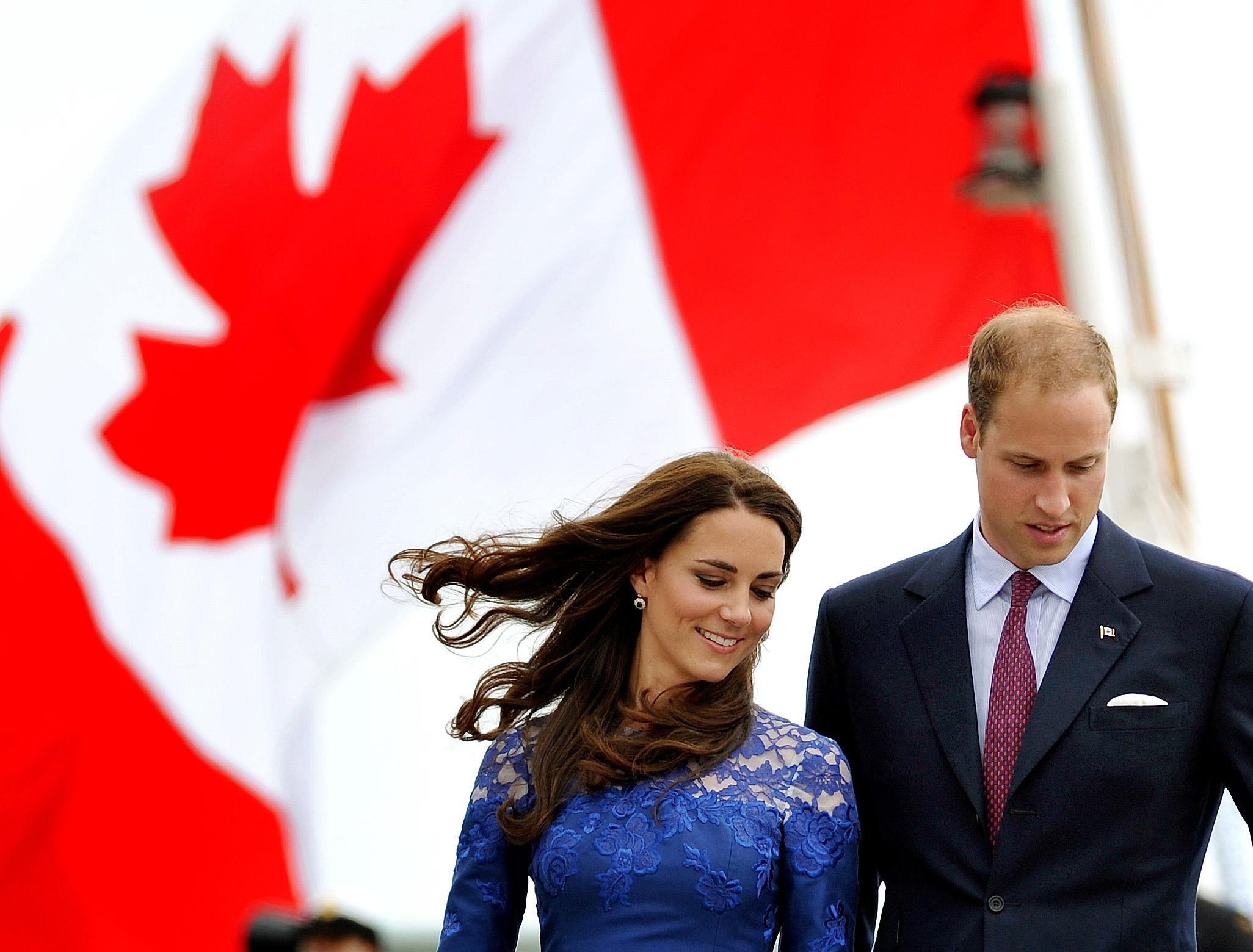 canada the royal family