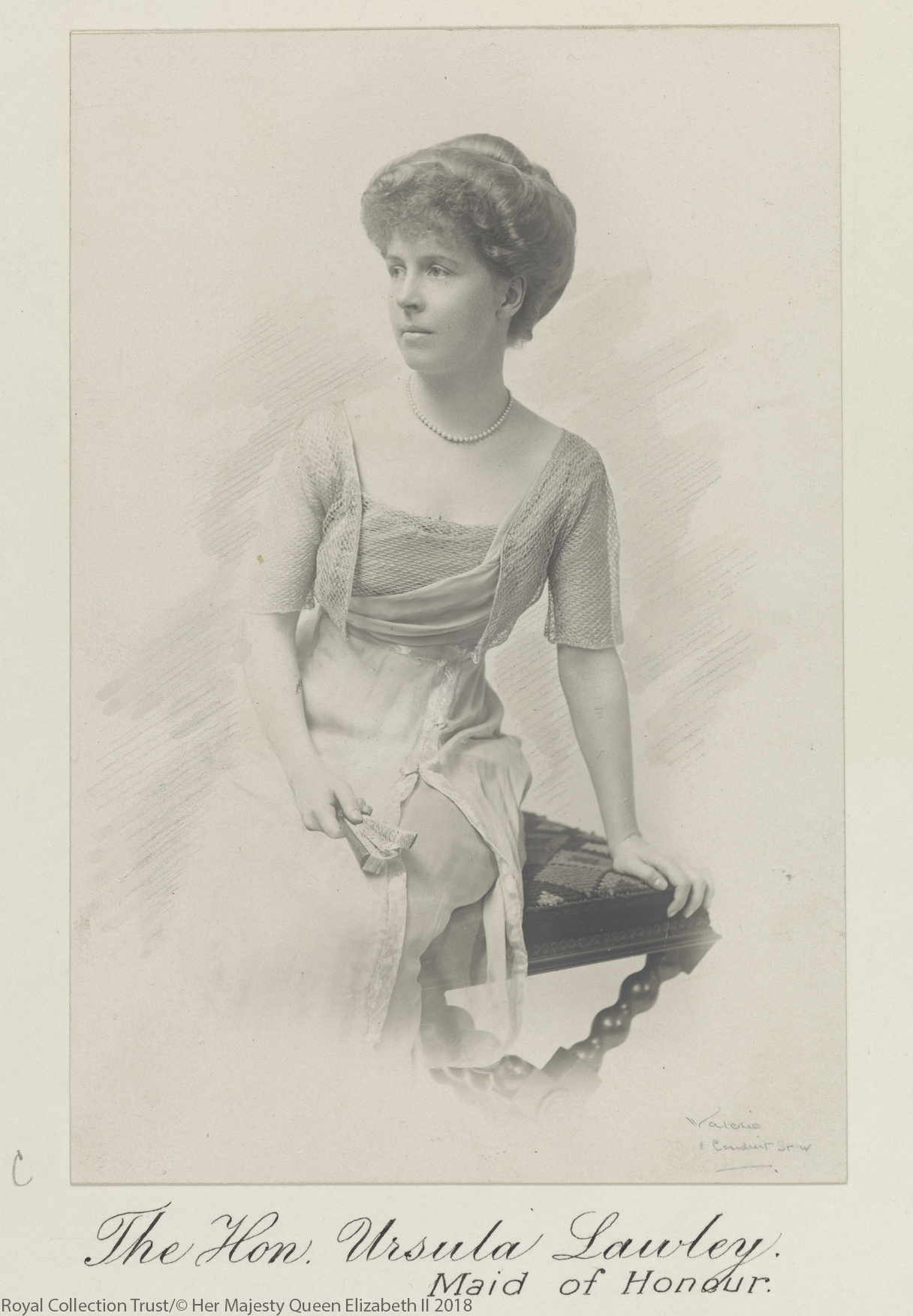 Ursula Mary Lawley