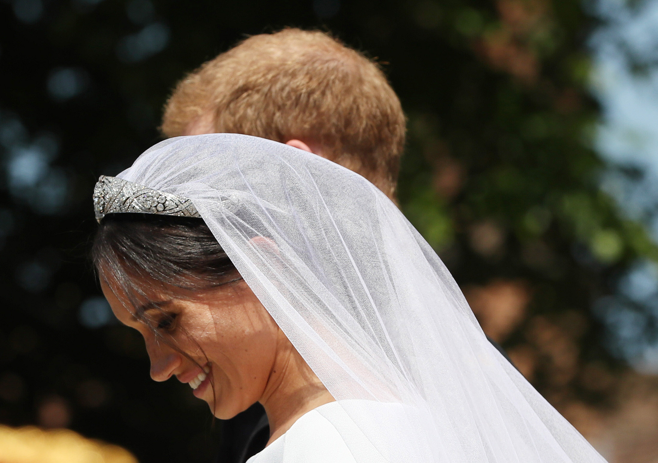 The Duchess of Sussex's Veil