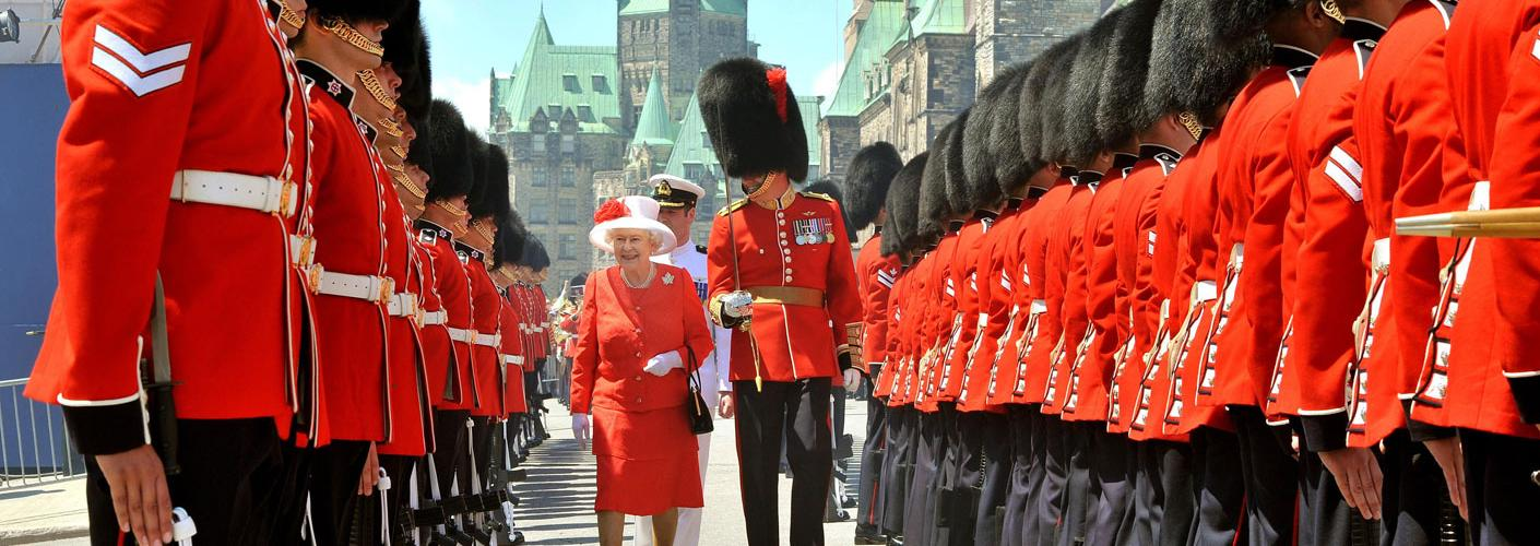 Canada The Royal Family - Canadian traditions