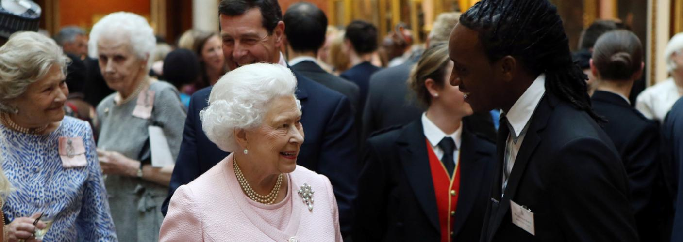 The Queen's Young Leader Award celebrates exceptional people from across the Commonwealth