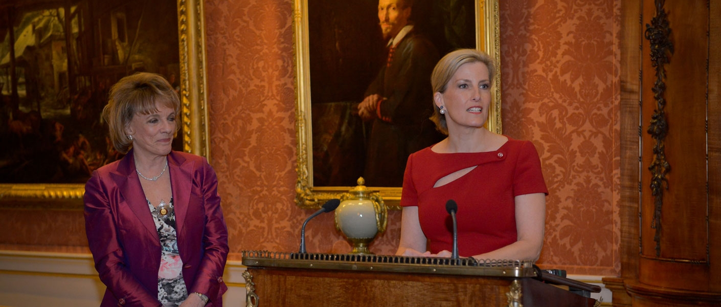 The Countess celebrates 30 years of ChildLine