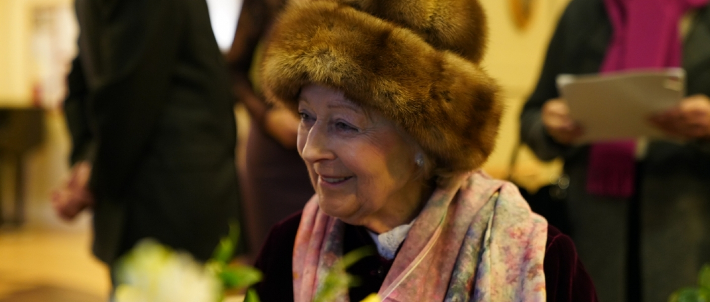 Princess Alexandra attends Royal Star and Garter Home on its 103rd anniversary