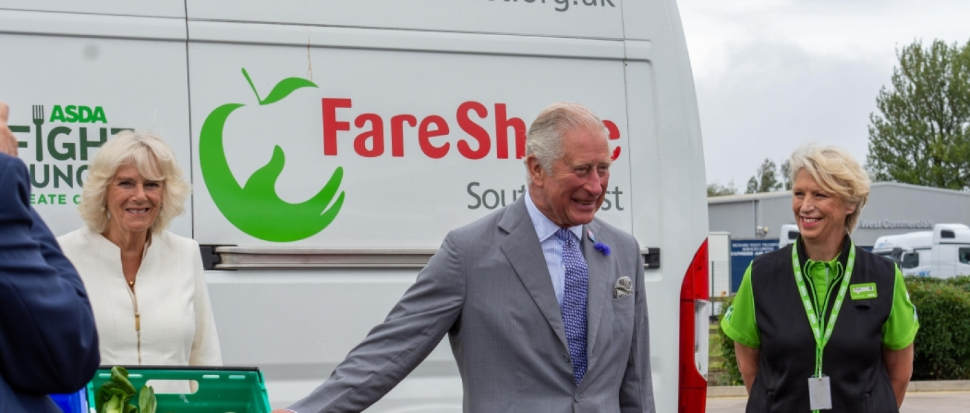 The Prince of Wales and The Duchess of Cornwall visit Bristol and Gloucester