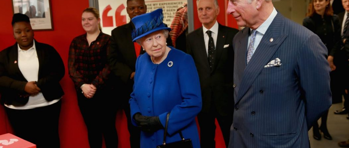 The Queen and The Prince of Wales mark 40 years of The Prince's Trust