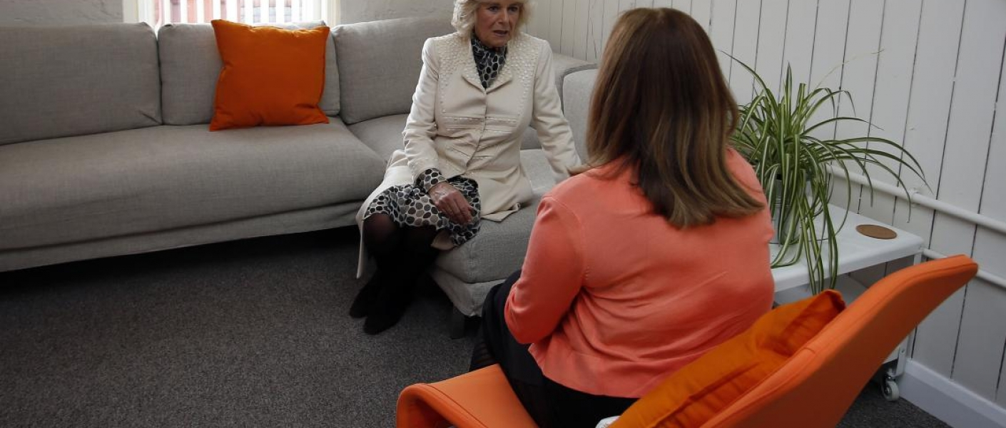 The Duchess of Cornwall visits Manchester